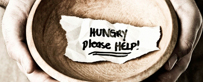 Hungry, please help!